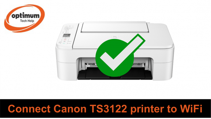 connect canon ts3122 printer to wifi