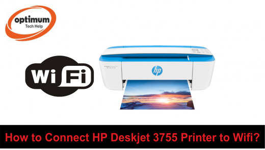 connect hp deskjet 3755 to wifi